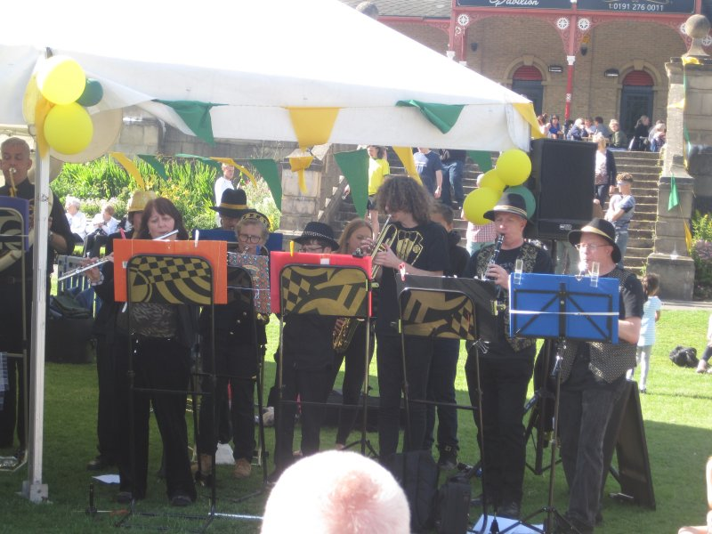 2017 Heaton Festival
