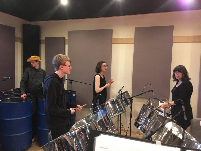 2019 Recording at Blank Studios